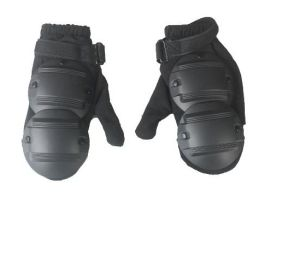 Leather Tactical Glove for Police and Military pictures & photos