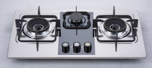 Three Burner Built-in Hob (SZ-LW-137) pictures & photos