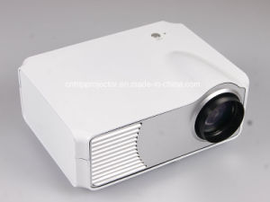 Multimedia Projector for Home Theater (LED-2) Support 1080P