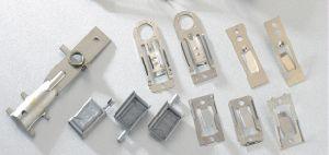 Colored Sheet Metal, Sheet Metal Stamping Press Parts, Corrugated Sheet Metal pictures & photos