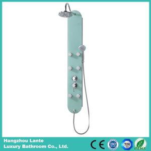 Multifunction Aluminum Shower Column Set (LT-L663) pictures & photos