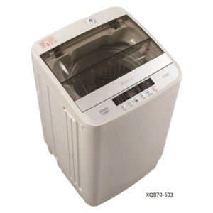 7.0kg Fully Atuo Washing Machine (plastic body/lid) XQB70-503 pictures & photos