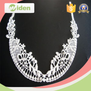 New Design Embroidery Ladies Neck Lace Design Collar Lace pictures & photos