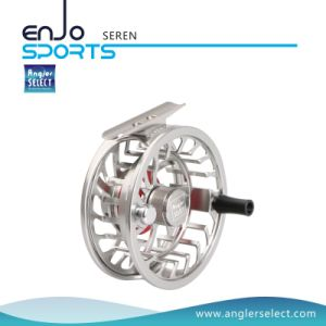 Fishing Tackle CNC Fly Fishing Reel with SGS pictures & photos