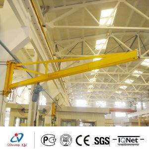 Bx Type Wall Pillar Arm Crane with Chain Hoist
