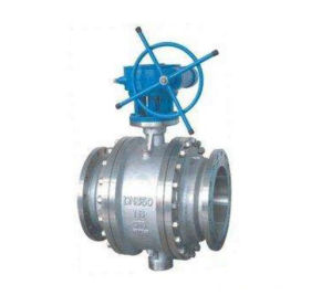 Q347f Fixed Turbine Ball Valve pictures & photos