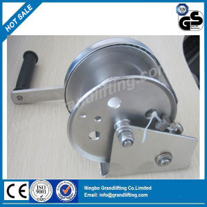 Stainless Steel Wire Rope Winch pictures & photos