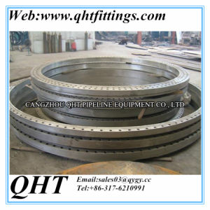 Large Diameter Forging Flange 300-6500mm pictures & photos