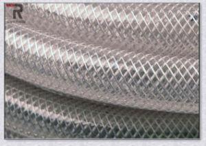 PVC Fiber Reinforced Hose for Water Plastic Hose pictures & photos