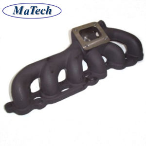 Ductile Iron Sand Casting for Exhaust Manifold pictures & photos