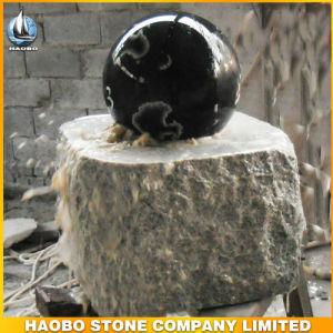 Custom Garden Fountain Granite Ball Fountain pictures & photos