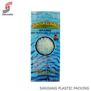 25kg Rice Bag with BOPP Lamination Printing pictures & photos