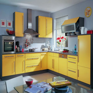 High Glossy Kitchen Furniture (K-007) pictures & photos