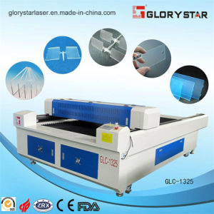Laser Cutting Machine with Large Bed for Acrylic & Leather Materials pictures & photos