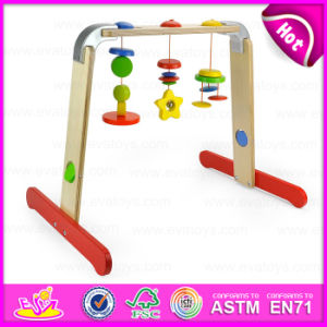 2015 New Design Super Baby Play Gym Rack with Rattle, Baby Bed Hanging Toy Bell Music Rack, Baby Rotatable Musical Rack W01A092 pictures & photos
