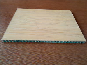 15mm Honeycomb Panel Wood Color Panel for Doors pictures & photos