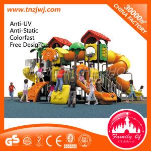 Latest Design Amusement Plastic School Outdoor Playground pictures & photos