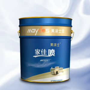 Interior High-Class Silky Emulsion Paint pictures & photos