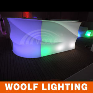 Color Changing Lights Bar Set LED Light up Outdoor Furniture pictures & photos