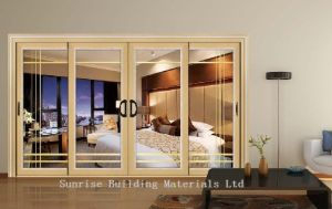 Aluminum Frame for Windows and Doors pictures & photos