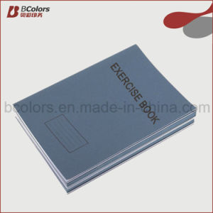 A5 / A4/ A3 A5 Custom Exercises Book / Notebook Customized Printing Lines Stock pictures & photos