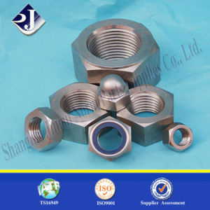 High Strength Stainless Steel 304 Nut pictures & photos