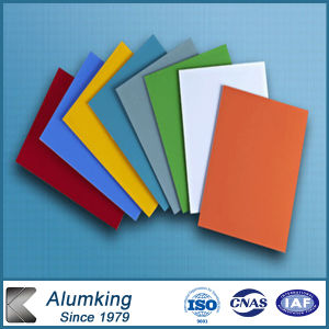 PVDF Aluminum Composite Panel/ACP for Building Material pictures & photos