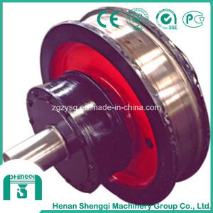 High Strength Crane Wheel Assembly pictures & photos