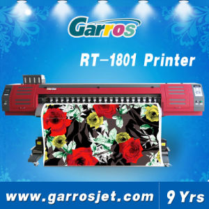 Garros New Dx5+ Printhead Fabric Digital 3D Printer Printing Machinery pictures & photos