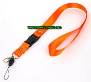 Printed Promotional Lanyard pictures & photos