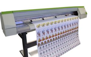 "1520mm 60""Eco-Solvent Printer Cutter pictures & photos"