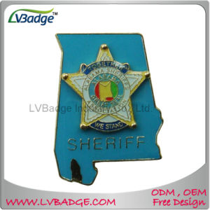 Custom Souvenir Metal Badge for Gifts pictures & photos