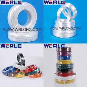 1mm2 Copper Stranded PFA Teflon Insulated Wire pictures & photos