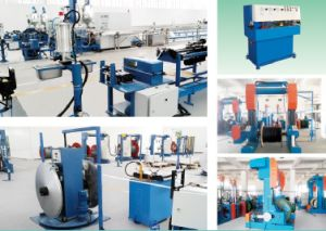 Optical Cable Sheathing Extrusion Line (qf-120) pictures & photos