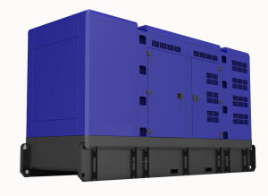 Diesel Generator Super Silent Type Powered by Perkins Engine (YMP-150) pictures & photos