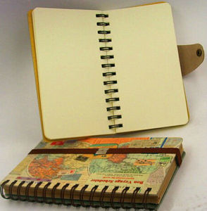 Classical Pattern Wspiral Diary for Sale pictures & photos