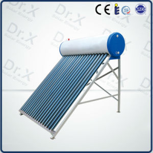 30 Tubes High Pressure Evacuated Tube Solar Water Heating System pictures & photos