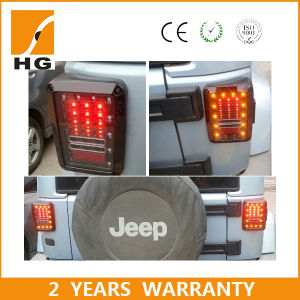 07-15 for Jeep Wrangler for Jeep Tail Light LED Rear Light pictures & photos