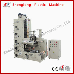 Automatic Flexographic Printing Machine (RY-320-5) pictures & photos