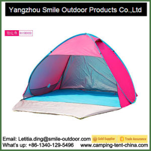 UV Proof Sunshade Camping Easy Pop up Beach Folding Tent pictures & photos