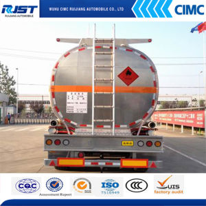 3 Axle Aluminium Alloy Truck/Fuel Tank pictures & photos