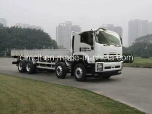 Isuzu Cargo Truck 8X4 with 30 Ton Loading pictures & photos
