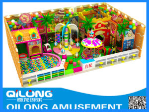 Wooden Toy with Playgorund Equipment (QL-150529A) pictures & photos