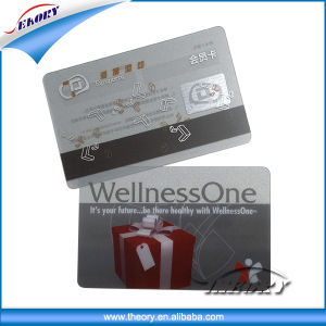 High Range Customized PVC Laser Card with Magnetic Stripe and Other Artwork pictures & photos