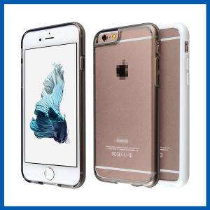TPU Bumper Case Hard Clear Back Panel for iPhone 6s pictures & photos