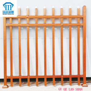 High Quality Wrought Zinc Steel Fence 022 pictures & photos