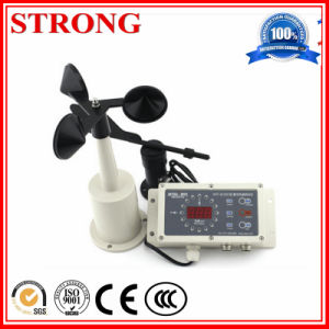 Tower Crane Digital Anemometer for Measuring Wind Speed pictures & photos
