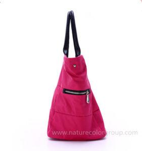 Fashion Nylon Tote Bag Handbag for Lady pictures & photos