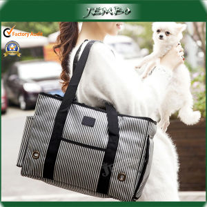 Hot Sell Manufacturer Handmade Fashion Pet Carrier Bag pictures & photos