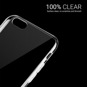 Ultra Slim Transparent Soft TPU Cover Mobile Cell Phone Case pictures & photos